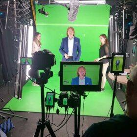 Blue / Green Screen from 799€